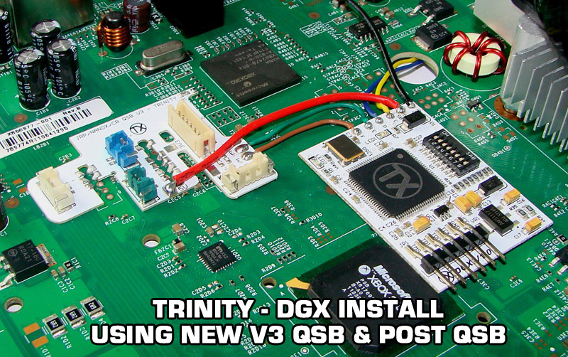 DGX Trinity