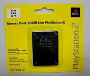 memory ps2