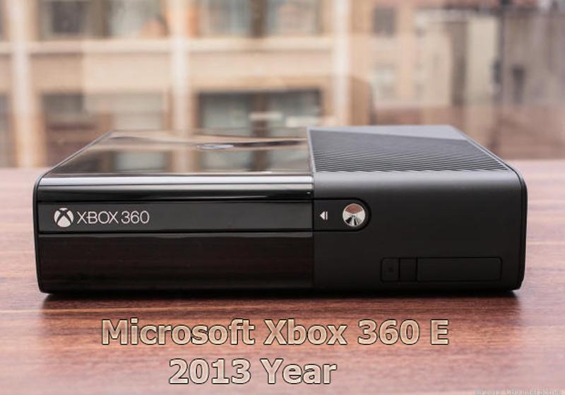 Microsoft-Xbox-360-E+
