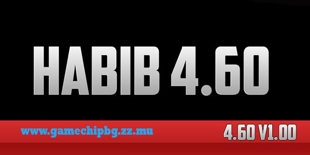 habib 4.60cfw