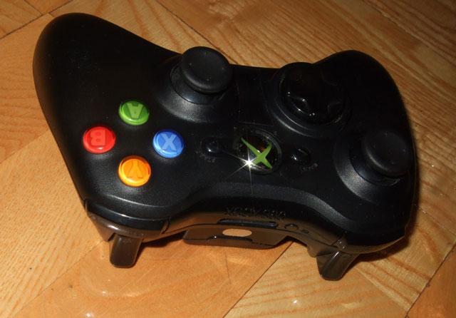 gamepad 360